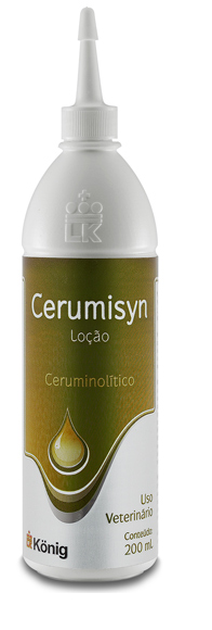 Cerumisyn - Ceruminolítico