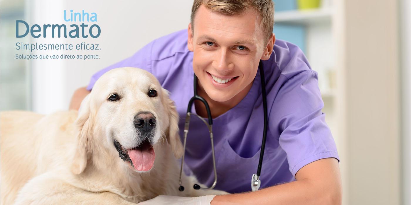 Linha Dermatológica para cães e gatos - Dermato König